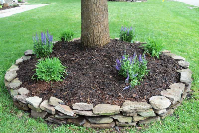 pavers borders metal edging dr dan s landscaping design