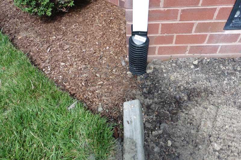 Drainage Solutions - Virginia Beach, VA   Dr  Dan's